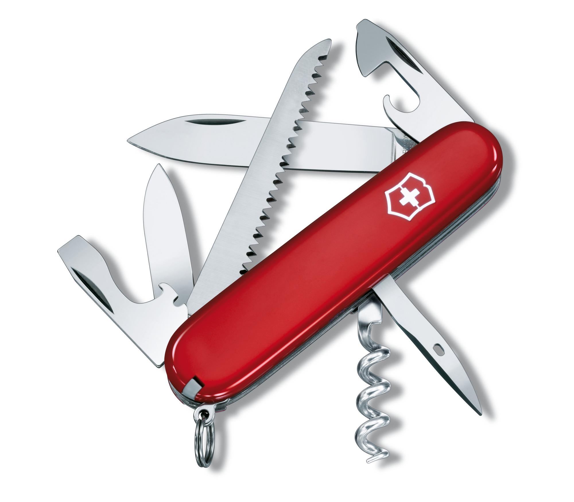 Victorinox Swiss Knife Camper Sku 1 3613 Zetos